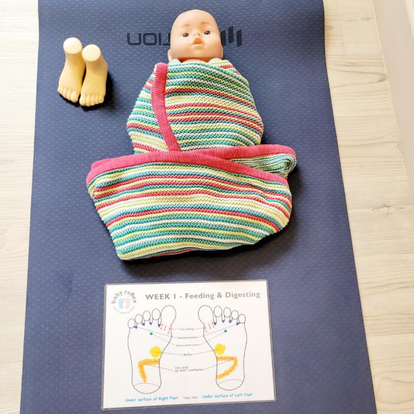 Baby Reflex Course Norwich